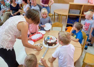 Prvi šolski dan - OŠ Veržej 25