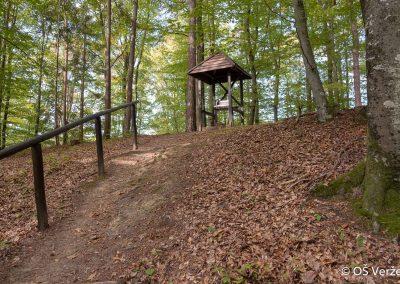 Planinski pohod - OŠ Veržej 40