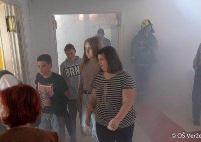 Vaja evakuacije - OŠ Veržej 03