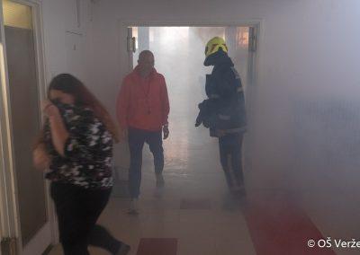 Vaja evakuacije - OŠ Veržej 04