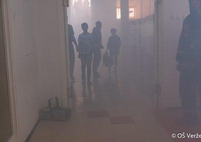 Vaja evakuacije - OŠ Veržej 07