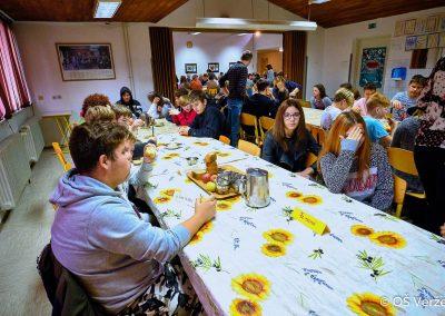 Tradicionalni slovenski zajtrk - OŠ Veržej 029