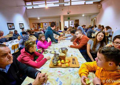 Tradicionalni slovenski zajtrk - OŠ Veržej 031