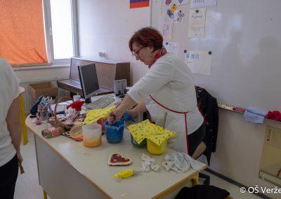 Tradicionalni slovenski zajtrk - OŠ Veržej 060