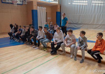 Zimski športni dan - OŠ Veržej 01