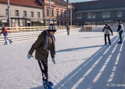Zimski športni dan - OŠ Veržej 37
