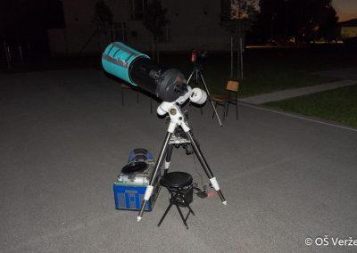 Opazovanje nočnega neba